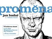 Jan Budař a Eliščin Band - Proměna (obal desky)