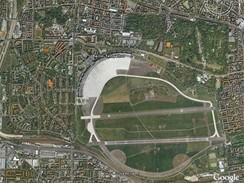 Berlín - letiště Tempelhof