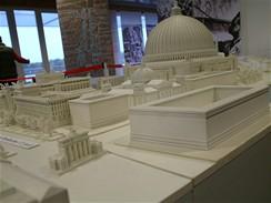 Neuskutečněné plány Alberta Speera na výstavbu Germánie, hlavního města Třetí říše