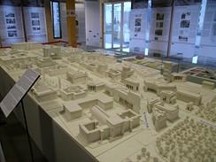Neuskutečněné plány hlavního město Třetí říše Germánia