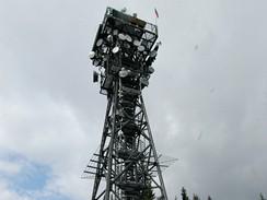 Rozhledna na Černé hoře, 2008