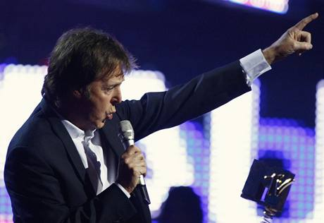 MTV Europe Music Awards - Paul McCartney