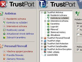 TrustPort PC Security 2009