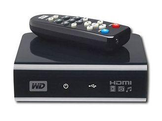 WD HD TV