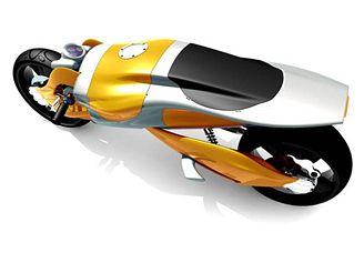 Návrh motocyklu