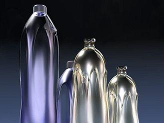 Návrh PET lahve