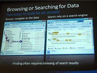 Windows 7 - dvě možnosti hledání dat? Která je rychlejší?