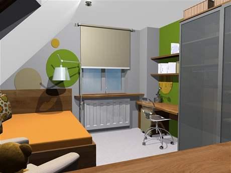 Proměna dětských pokojů