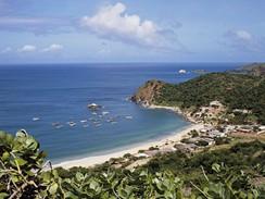 Isla Margarita, pláž Guayacan