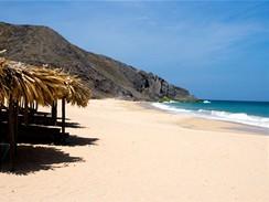 Isla Margarita, pláž Caribe