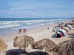Isla Margarita, pláž El Aqua