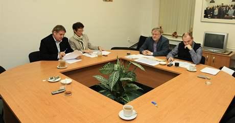ČSSD vytvoří s ODS jihomoravskou koalici