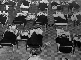 Chřipkové epidemie si v minulosti vyžádaly miliony životů.