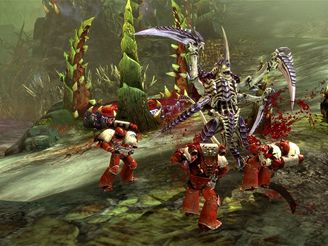 Warhammer 40 000: Dawn of War II.