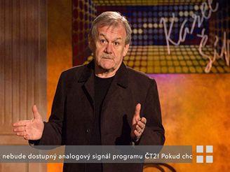 Konec analogového vysílání ČT 2