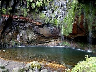Madeira, leváda 25 pramenů