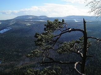 Hejšovina z Koruny (769 m)