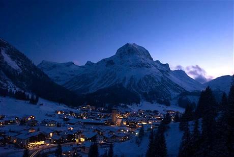 Rakousko, Lech Am Arlberg