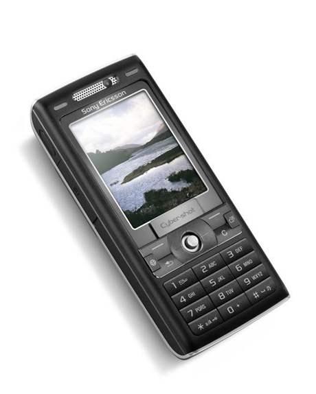 Mobilní telefon K800i od Sonny Ericsson