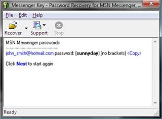 Messenger  Key