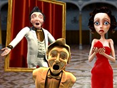 Z videoklipu Lady Karneval