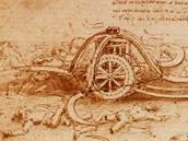 Z výstavy Leonardo da Vinci