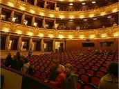 Národní divadlo v Praze oslavilo 125 let od znovuotevření dnem otevřených dveří
