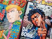 Manga komiksy