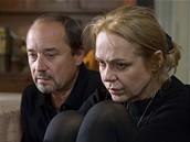 Z filmu Kanadská noc - Viktor Preiss a Dagmar Havlová