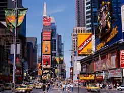 USA, New York, Times Square