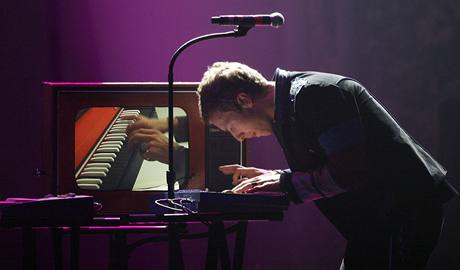 American Music Awards 2008 - Chris Martin (Coldplay)