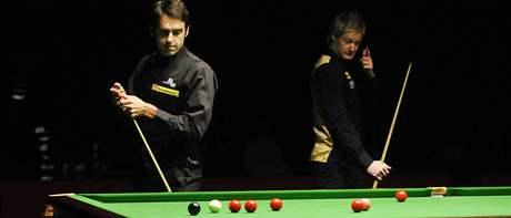 Snooker: O´Sullivan a Robertson