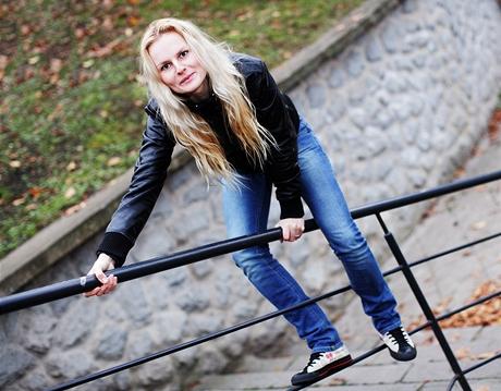 Here�ka Iva Pazderkov� - autorka