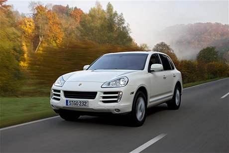 Turbodieselov� Porsche Cayenne