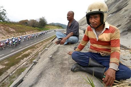 Z knihy ReCycling - Tour de Langkawi 2005 (Malajsie)