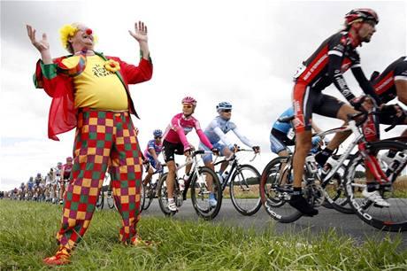 Z knihy ReCycling - Tour de France 2007
