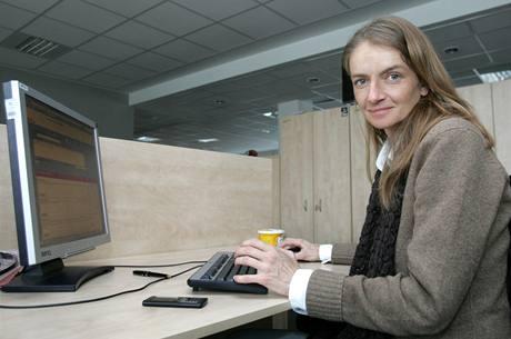 Fotoreportérka Markéta Navrátilová