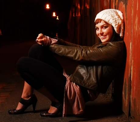 Ewa Farna ve svém kalendáři na rok 2009