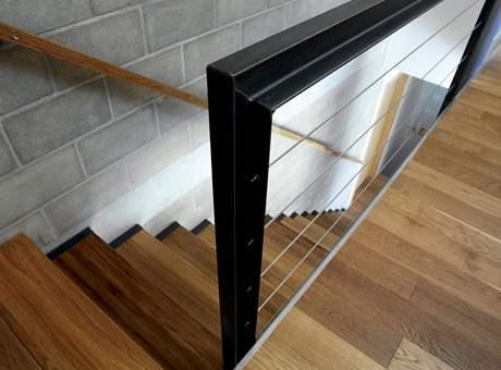 Detail schodiště