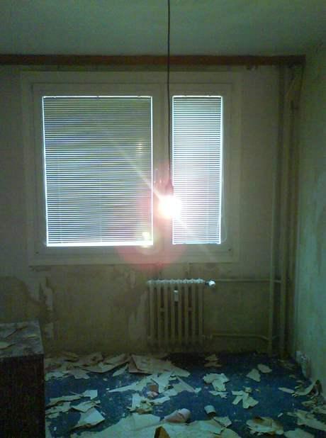 Proměna panelového bytu