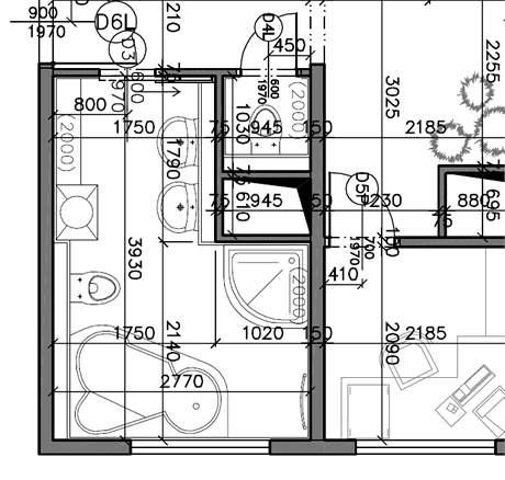 Koupelnu snů jsme si postavili v panelákové kuchyni
