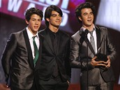 American Music Awards 2008 - Jonas Brothers