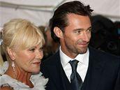 Hugh Jackman s manželkou Deborou-Lee Furnessovou