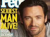 Hugh Jackman na obálce časopisu People