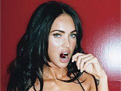 Megan Foxová v magazínu GQ