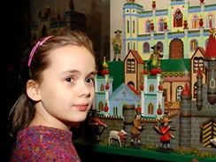 Výstava betlémů na Pražském hradě