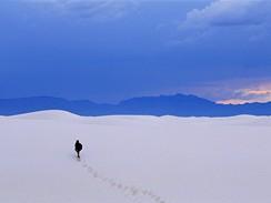 USA, New Mexico, White Sands