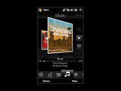 Displej HTC Touch HD