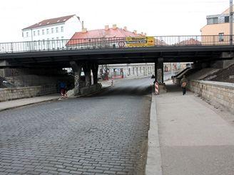 Nové spojení - nový most na Masaryčku