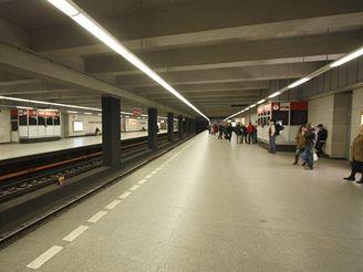 Hlavní nádraží - metro